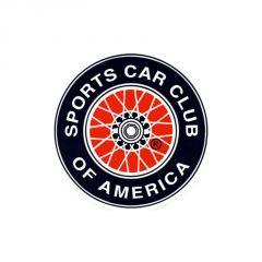 License Plate Frame Scca Gear